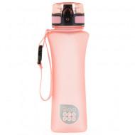 Sticla pentru apa Ars Una roz mat 500 ml