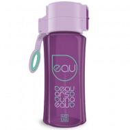 Sticla pentru apa mov - mov inchis Ars Una 450 ml