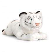 Tigru alb de plus 58 cm