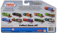 Trenulet James Locomotiva Motorizata cu Vagon Thomas&Friends Track Master