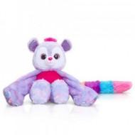Ursulet de plus mov Pixi Hugg'ems 25 cm