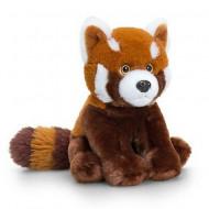 Ursulet de plus Panda Rosu Keel Toys 20 cm