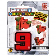 Vehicul transformabil Cifra 9 Scuter Pocket Morphers