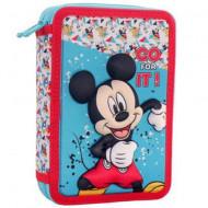 Penar 3D dublu echipat Mickey Mouse