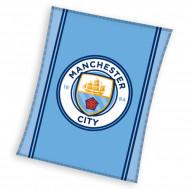 Patura polar FC Manchester City 140x110 cm