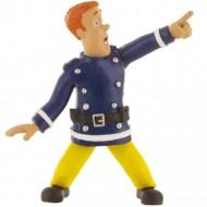 Figurina Sam speriat Pompierul Sam