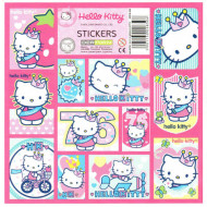 Abtibilduri Hello Kitty 12 bucati