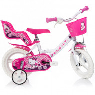Bicicleta copii Hello Kitty 12""