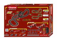 Circuit electric masinute Ferrari Race Spirit Carrera Go 5,3 m