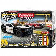 Circuit electric masinute On The Run Carrera Go 4,3 m