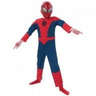 Costum Spiderman clasic 7-8 ani
