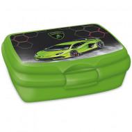 Cutie pentru sandwich Lamborghini verde