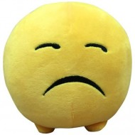 Emoticon de plus Emoji Trist 11 cm