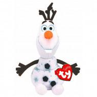 Figurina de plus Olaf cu sunete Frozen 17 cm