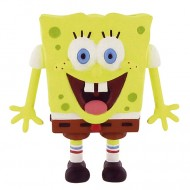Figurina SpongeBob zambaret SpongeBob Pantaloni Patrati