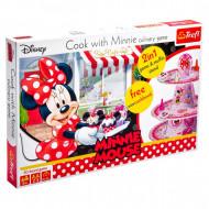 Joc culinar 3D Gateste cu Minnie