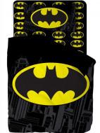 Lenjerie pat 3 piese Batman BAT191010