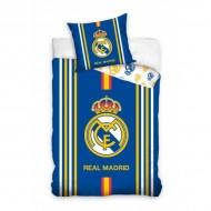 Lenjerie pat FC Real Madrid 140x200 cm RM182028-P