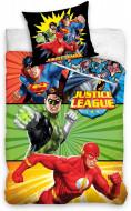 Lenjerie pat Justice League 160x200 cm JL182001