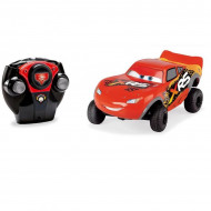 Masinuta cu telecomanda Fulger McQueen Mud Racing Cars 3
