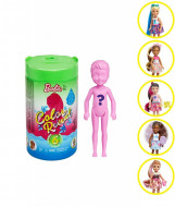 Papusa surpriza Chelsea Colour Reveal Barbie