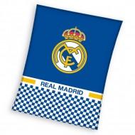 Patura polar FC Real Madrid 140x110 cm