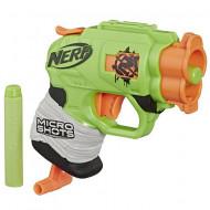 Pistol de jucarie Nerf Doublestrike Zombie Strike Micro Shots