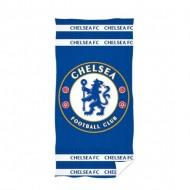 Prosop de plaja FC Chelsea albastru 150x75 cm