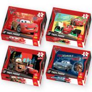 Puzzle Cars 2 mini 54 piese