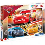 Puzzle Cars 3 Clementoni 180 piese
