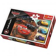 Puzzle Cars 3 Trefl 60 piese