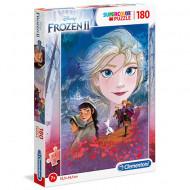 Puzzle Frozen 2 Clementoni 180 piese