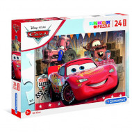 Puzzle Maxi Cars Clementoni 24 piese