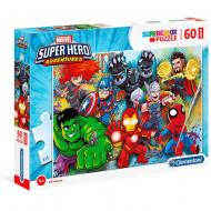 Puzzle Maxi Marvel Super Hero Clementoni 60 piese