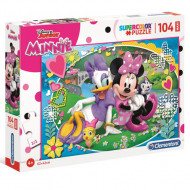Puzzle Maxi Minnie Mouse Clementoni 104 piese