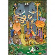 Puzzle Mordillo Clementoni 180 piese