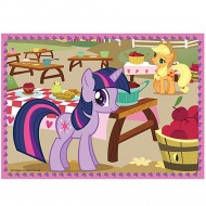 Puzzle My Little Pony 4 in 1