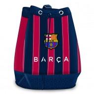 Sac de umar FC Barcelona rosu-albastru