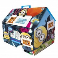 Set creativ de stampile in cutie Minions