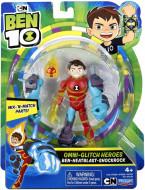 Set de joaca Ben-Heatblast-Shockrock Ben 10 Omni-Glitch Heroes