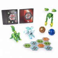 Set de joaca Howlkor Ultra vs Eenoch Ultra Baku-Gear 4 Pack Bakugan Armored Alliance