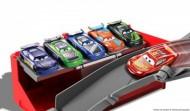 Set de joaca Mack Super Track cu lumini Cars