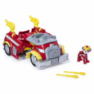 Set de joaca Marshall's Powered Up Firetruck Patrula Catelusilor Mighty Pups