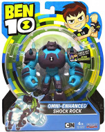 Set de joaca Omni-Enhanced Shock Rock Ben 10