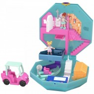 Set de joaca Pamperin' Perfume Spa Compact Polly Pocket