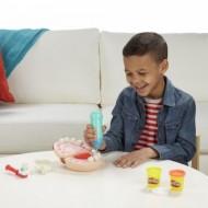 Set de joaca plastilina Stomatolog Drill and Fill Play Doh