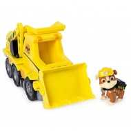 Set de joaca Rubble Bulldozer Patrula Catelusilor Ultimate Rescue