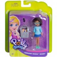 Set de joaca Shani Karaoke Queen Polly Pocket