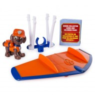 Set de joaca Zuma Mini Hang Glider Patrula Catelusilor Ultimate Rescue