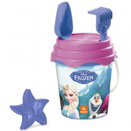 Set jucarii pentru nisip Frozen 5 piese Mondo Toys